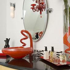 Contemporary Bathroom by Hayslip Design Associates