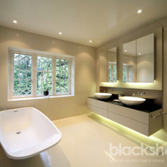 modern bathroom by Blacksheep