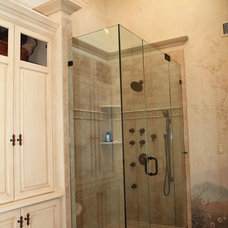 Traditional Bathroom by Mark Ferraro