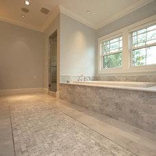 Traditional Bathroom by Jewel Box Homes - Robert Latham, GMB