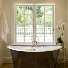 Traditional Bathroom by Rybak Architecture & Development, P.C.