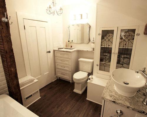 Blingy White Bathroom Medina Oh