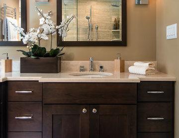 Bloomfield Hills Master Bathroom Remodel