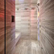 Contemporary Bathroom by DesRosiers Architects