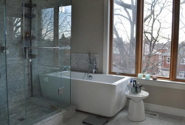 Contemporary Bathroom by OG Design Studio
