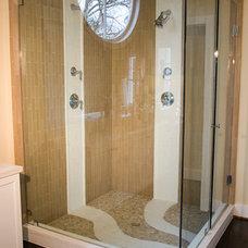 Contemporary Bathroom by Blount Architectual and Interior Design