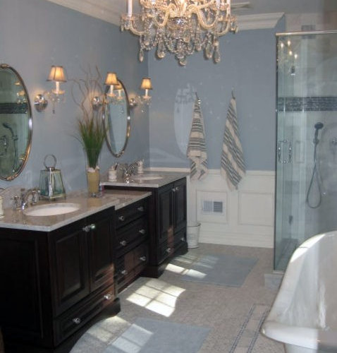 Two Level Vanity Ideas Pictures Remodel And Decor