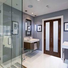 Contemporary Bathroom by Jackson Design & Remodeling