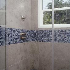 Traditional Bathroom by Sarah Barnard Design