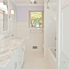 Traditional Bathroom by Adaptive Renovations, LLC