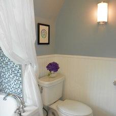 Bathroom by Amy Cuker, MBA, LEED AP