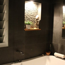 Asian Bathroom by Studio Renew