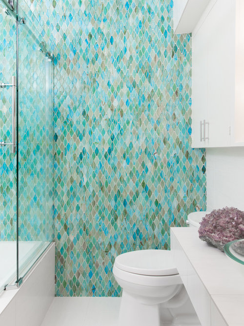 Mermaid Bathroom Design Ideas Remodels Amp Photos With A