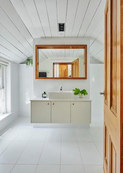 Современный Ванная комната by Altereco Design