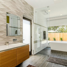 Contemporary Bathroom by Greenbrook Homes