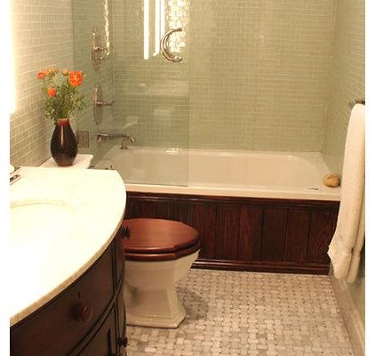 Bathroom by Bockman + Forbes Design