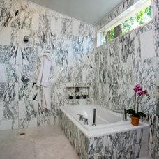 Contemporary Bathroom by Bockman + Forbes Design