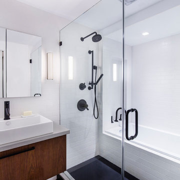 Boerum Hill Townhouse Master Bathroom