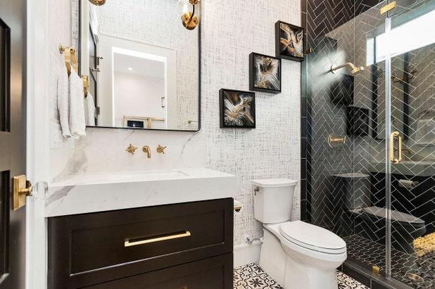 Fusion Bathroom by L&B Limited Company