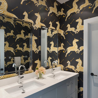 Black White Bathroom Prints Houzz