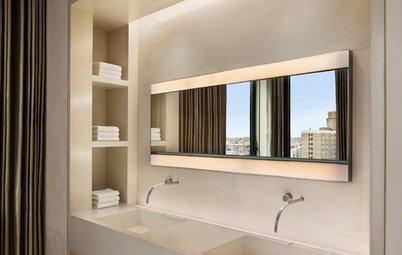 Comment choisir l'éclairage de la salle de bains ?
