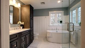 Bonnie Blue Master Bath