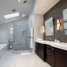 Contemporary Bathroom by Interior Intuitions, Inc.