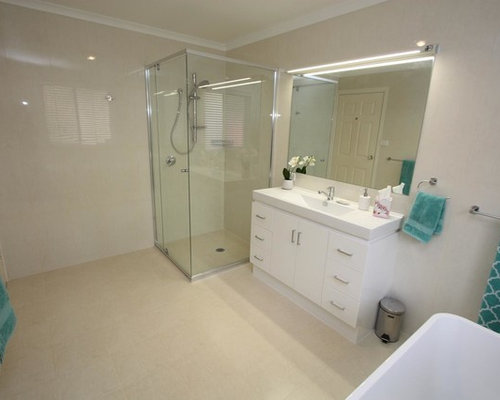 Lastest Contemporary Canberra  Queanbeyan Bathroom Design Ideas Remodels