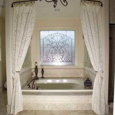 Traditional Bathroom by David & Goliath Builders--DG Remodeling