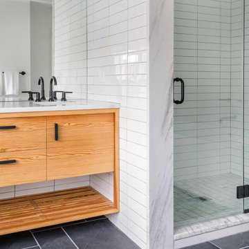 Boston, MA - Jamaica Plain Master Bathroom
