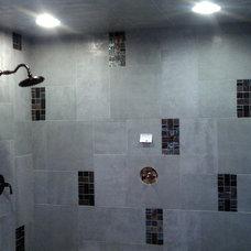 Asian Bathroom by Dignan Total Home