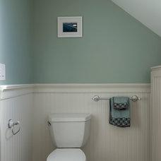 Beach Style Bathroom by A. R. Sinclair Photography