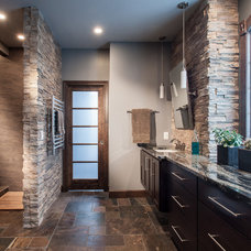 Transitional Bathroom by RSI Kitchen & Bath