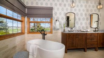 Boulder County Master Bath