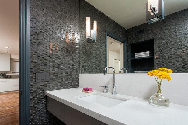 Contemporary Bathroom by Hsu McCullough