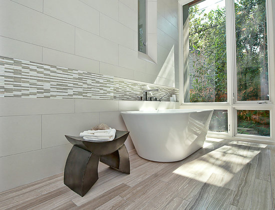 Bathroom Tile On Houzz Tips From The Experts