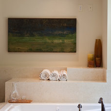 Traditional Bathroom by Phil Weber Photography