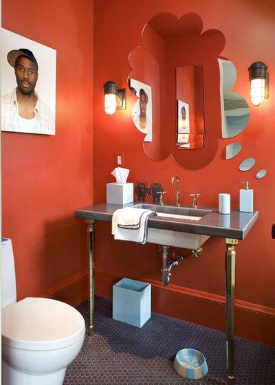 Modern Bathroom by Angus McCaffrey