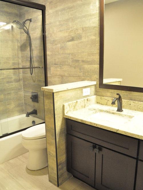 25 Best Industrial Bathroom with an Undermount Tub Ideas, Designs ...