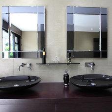 Modern Bathroom by Divine Bathroom Kitchen Laundry