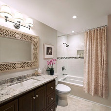 Traditional Bathroom by Stuart Nordin Design