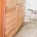 Maple Leaf Bungalow Craftsman Bathroom Seattle By