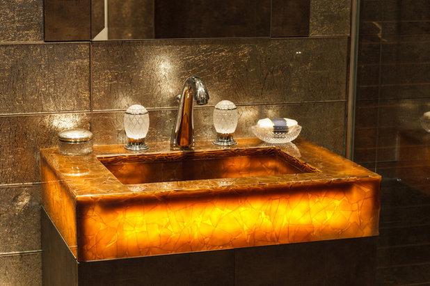 Contemporary Bathroom by Keir Townsend