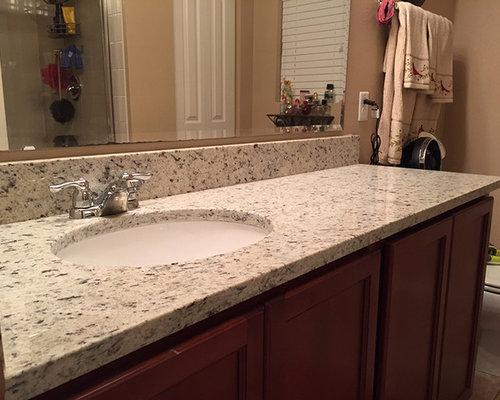 Merveilleux Branco Dallas Granite Countertops