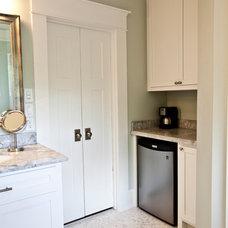 Traditional Bathroom by Ridgewater Homes Inc