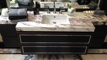 Breccia Capraia Bathroom