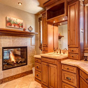 Breckenridge Discovery Hilltop Custom Home