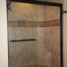 Traditional Bathroom by Boyles Home Improvement Inc