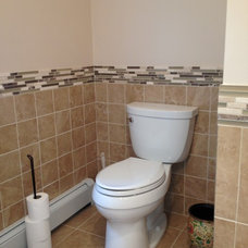 Traditional Bathroom by Lowes of Epping NH