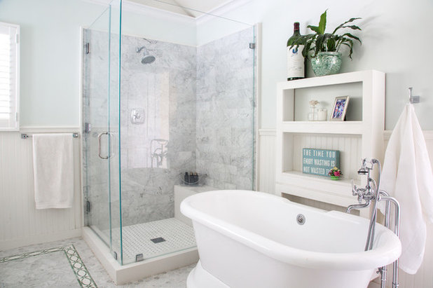 Traditional Bathroom Brentwood Family Friendly Home